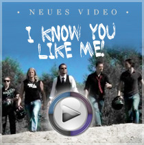 Ein grandioses neues Video. I know you like me! - Jetzt hier anschauen